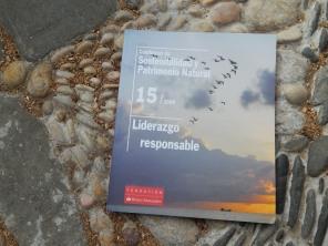 Cuadernos de sostenibilidad y Patrimonio Natural - Liderazgo responsable