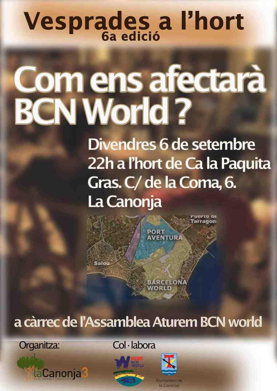 Aturem BCN World
